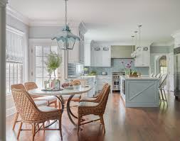 best wall color with oak kitchen cabinets the best light blue paint colors for every room according to designers