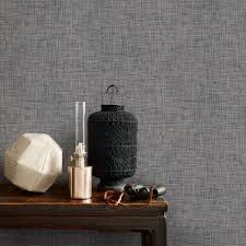 wallpaper eden dark grey sandberg wallpaper