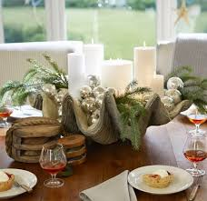 pottery barn christmas table decorations top coastal beach christmas holiday tables 8 festive decorating