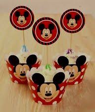 mickey mouse party decorations mickey mouse party supply cake toppers ebay