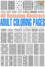 pages to color for adults top 25 best abstract coloring pages ideas on pinterest