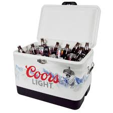 coors light party ball coors light ice chest 54 qt koolatron corp clic 54 coolers