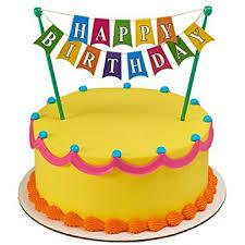 happy birthday cake topper happy birthday banner cake topper decoration kitchen