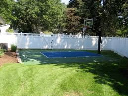 Backyard Sport Courts by Outdoor Living Entertainment Areas U0026 Outdoor Sport Courts