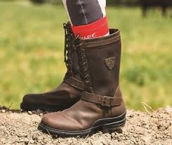 s waterproof boots uk horseware country boot waterproof walking yard boots leather