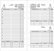 Daily Planner Template Excel Top 5 Free Daily Planner Templates Word Templates Excel Templates