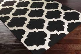 Checkered Area Rug Black And White Checkered Area Rug Emilie Carpet Rugsemilie