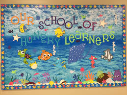 finding nemo back to board my bulletin boards pinterest