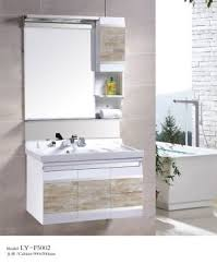 Ready Made Bathroom Cabinets by China Pvc Bathroom Cabinets Suppliers And Manufacturers Pvc