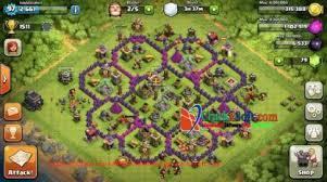 download game mod coc thunderbolt clash of clans hack mod unlimited v10 134 11 apk latest