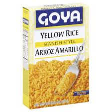 goya yellow rice spanish style 8 oz 227g rite aid
