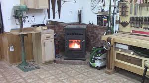 shop heating options the wood whisperer