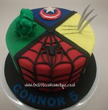 avenger birthday cakes creative ideas