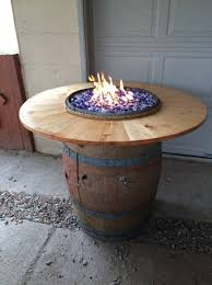 Wine Barrel Fire Pit Table by Wine Barrel Fire Pit U2013 Colorado Party Rentals Wedding Events