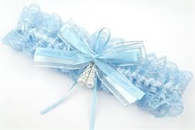 garters for wedding personalised wedding garters australia blue