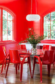 Red Dining Room Table by 100 Dining Room Lighting Ideas Homeluf