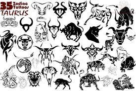 taurus zodiac tattoo designs ideas jpg 759 507 pixels