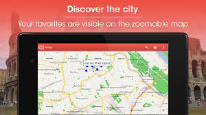 New York City Attractions Map by New York Travel Guide Android Apps On Google Play