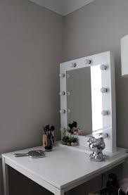 desks bedroom makeup vanity with lights vanity mirror with