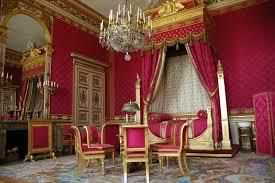 chambre napoleon 3 chateau de compiègne salon intérieur style napoléon iii 2008 03