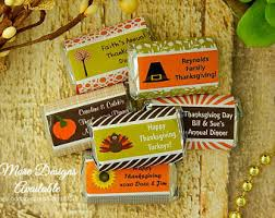 thanksgiving bar wrappers printable digital file