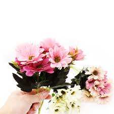 thanksgiving flowers free shipping online get cheap silk flower bunches aliexpress com alibaba group