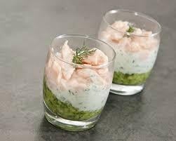 cuisine de a à z verrines recette verrine de concombre et saumon fumé