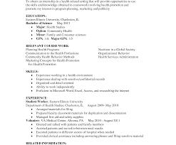 engineering student internship resume sle resume breathtaking internship exles student exle sle for