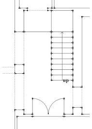 Stair Floor Plan How To Read A Floor Plan Ferrara Buist Companies