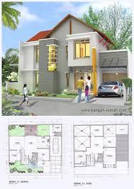 desain dapur lebar 2 meter desain rumah 2 lantai ukuran tanah 15 5 m muka x 13 5 m