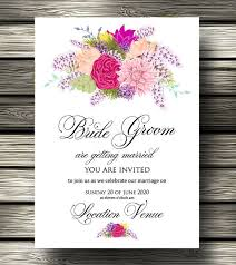 wedding program design template wedding program template 64 free word pdf psd documents