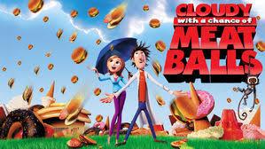cloudy chance meatballs 2 netflix