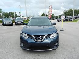 nissan rogue gas mileage pre owned 2016 nissan rogue sl sport utility in jacksonville