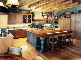 Rustic Kitchens Ideas Tainless Steel Single Handle Faucet Rustic Kitchen Natural Stone