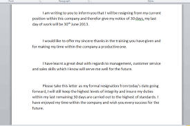 9 best images of writing a retirement notice write resignation