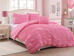 Solid Colored Comforters The Beauty Of Pink Comforter Sets Home And Textiles