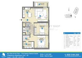 dubai mall floor plan act one act two the opera district dubai