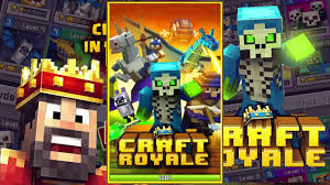 craft royale clash royale quadrado youtube