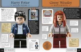 legoâ harry potter characters of the magical world dk