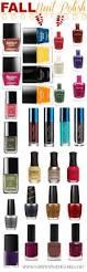 fall nail polish colors u2013 slybury com