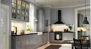 modern glass kitchen cabinets furniture fabulous modern light grey kitchen decoration using