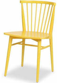 Yellow Dining Chair Paula S Dm Requin Dining Chair