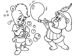 disney gummy bear birthday party colouring colouring tube