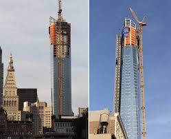 45 east 22nd street tops out officially tallest skyscraper