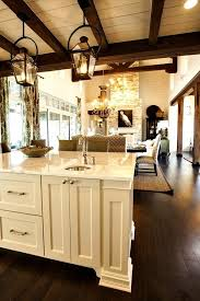 lighting on exposed beams choosing kitchen lighting what s your style dwellings the heart