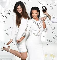 kardashians reveal their annual family christmas card the