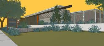 eichler home plans brand new eichler homes could be coming to palm springs curbed