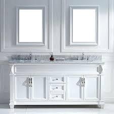 vanities 48 double sink vanity without top white double sink