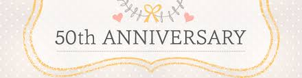 50th wedding anniversary 50th anniversary gifts for golden wedding anniversaries