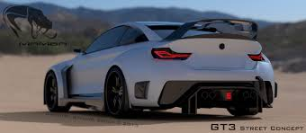 Bmw M4 Mamba Gt3 Concept Blog Motoryzacyjny Profiauto Blog